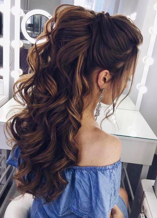 30 Beautiful Ponytail Hairstyles Ideas For 2019