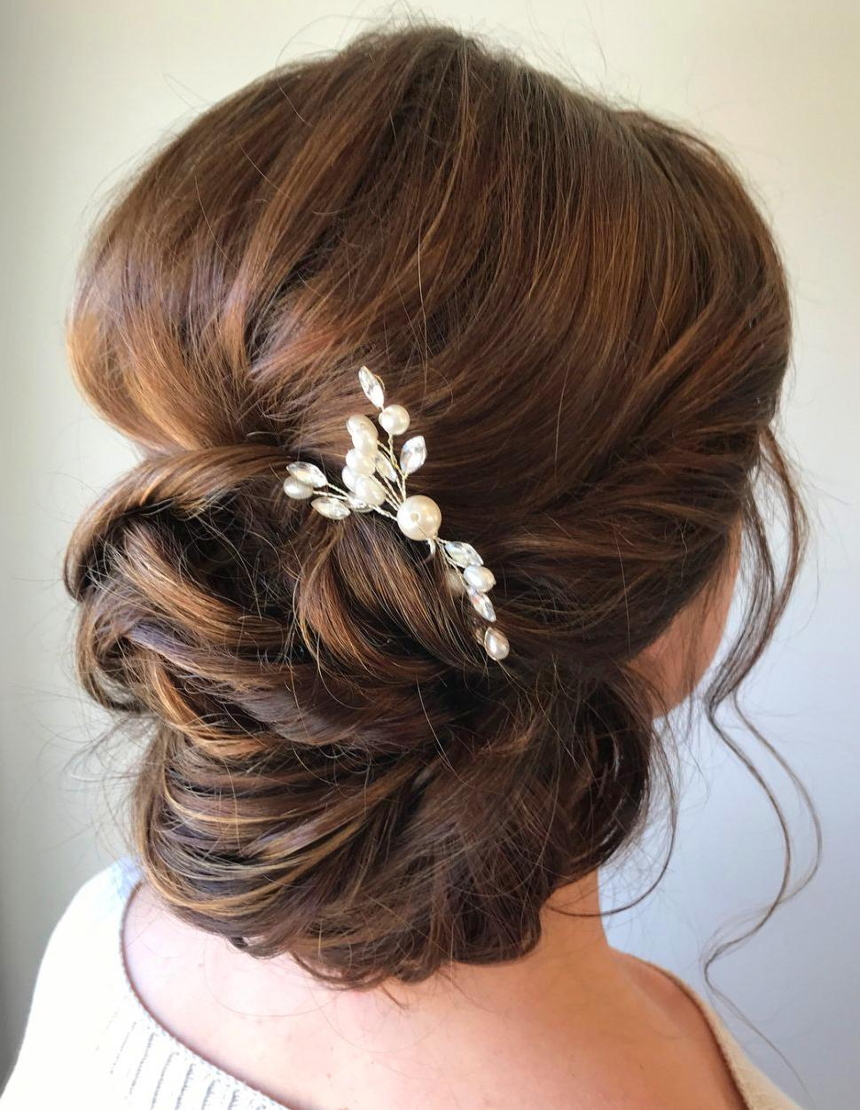 35 Simple Updo Hairstyles Ideas From Every Angle