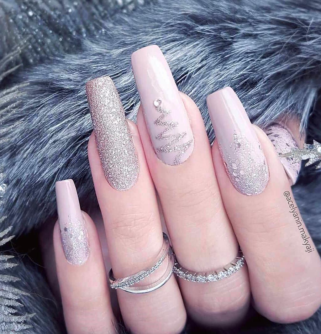 50 Awesome Coffin Nails Designs For in 2019