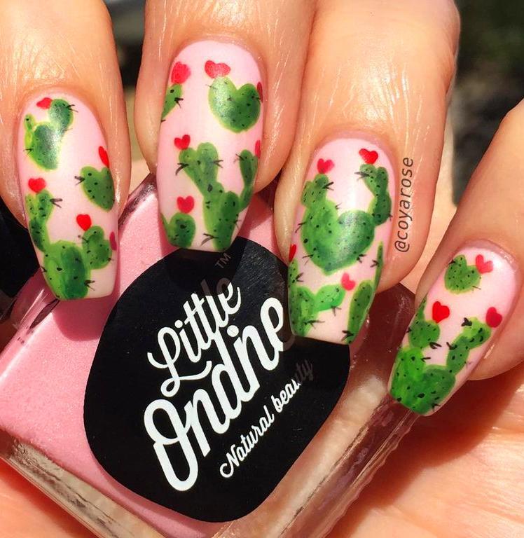 20 Cute Valentine's Nail Designs You'll Love