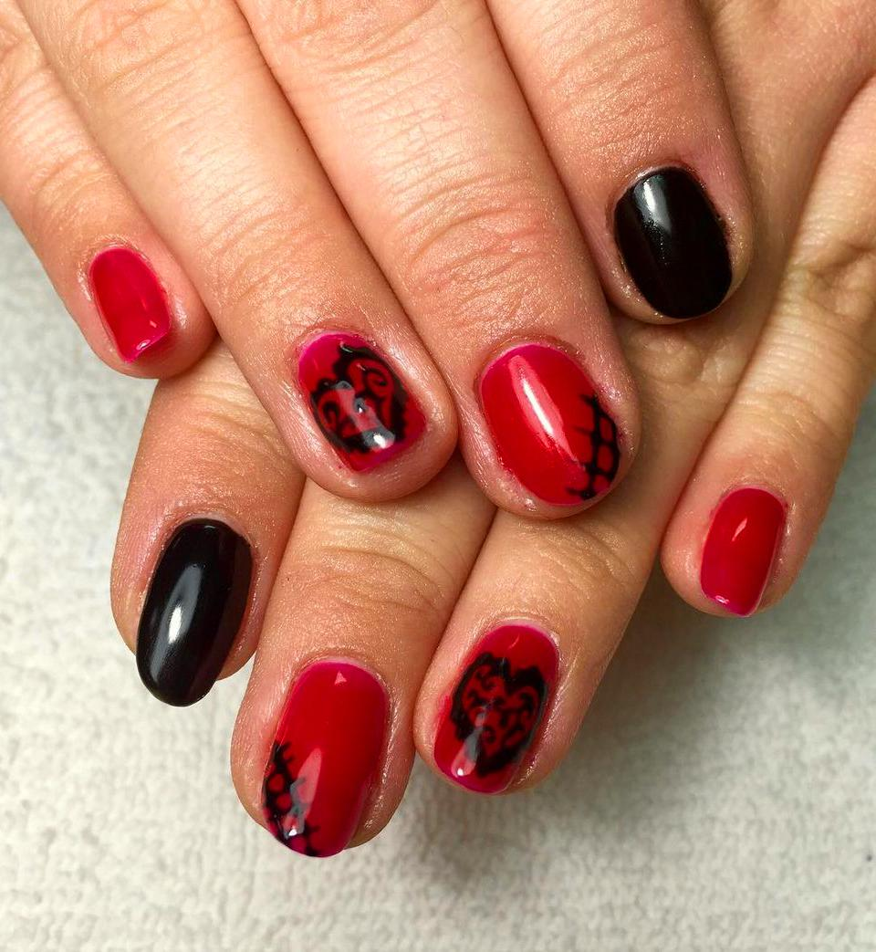 20 Cute Valentine's Nail Designs You'll Love