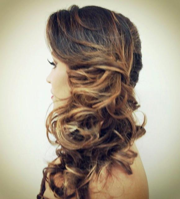 50 Cute Hairstyles For Girls Hair: Casual And Prom Looks