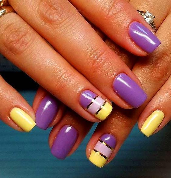 2019 coffin nail trends; nail colors 2019; Summer nail colors 2019; nail designs; nail designs pictures; summer nail ideas;short nail