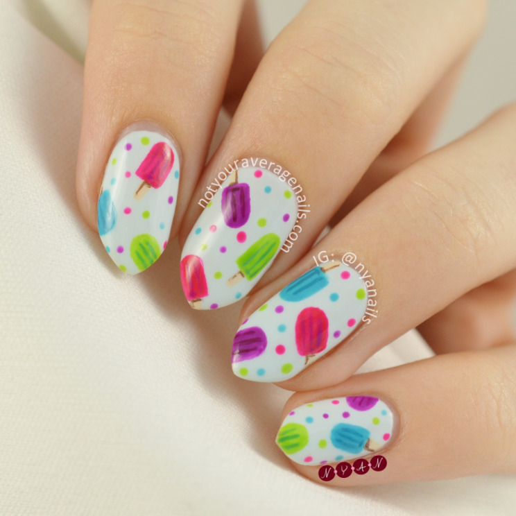 35 Cool Simple Nails Fall Design You Deed To Try