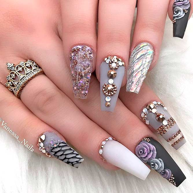 Top 30+ Trending Nail Art Designs Of All Season