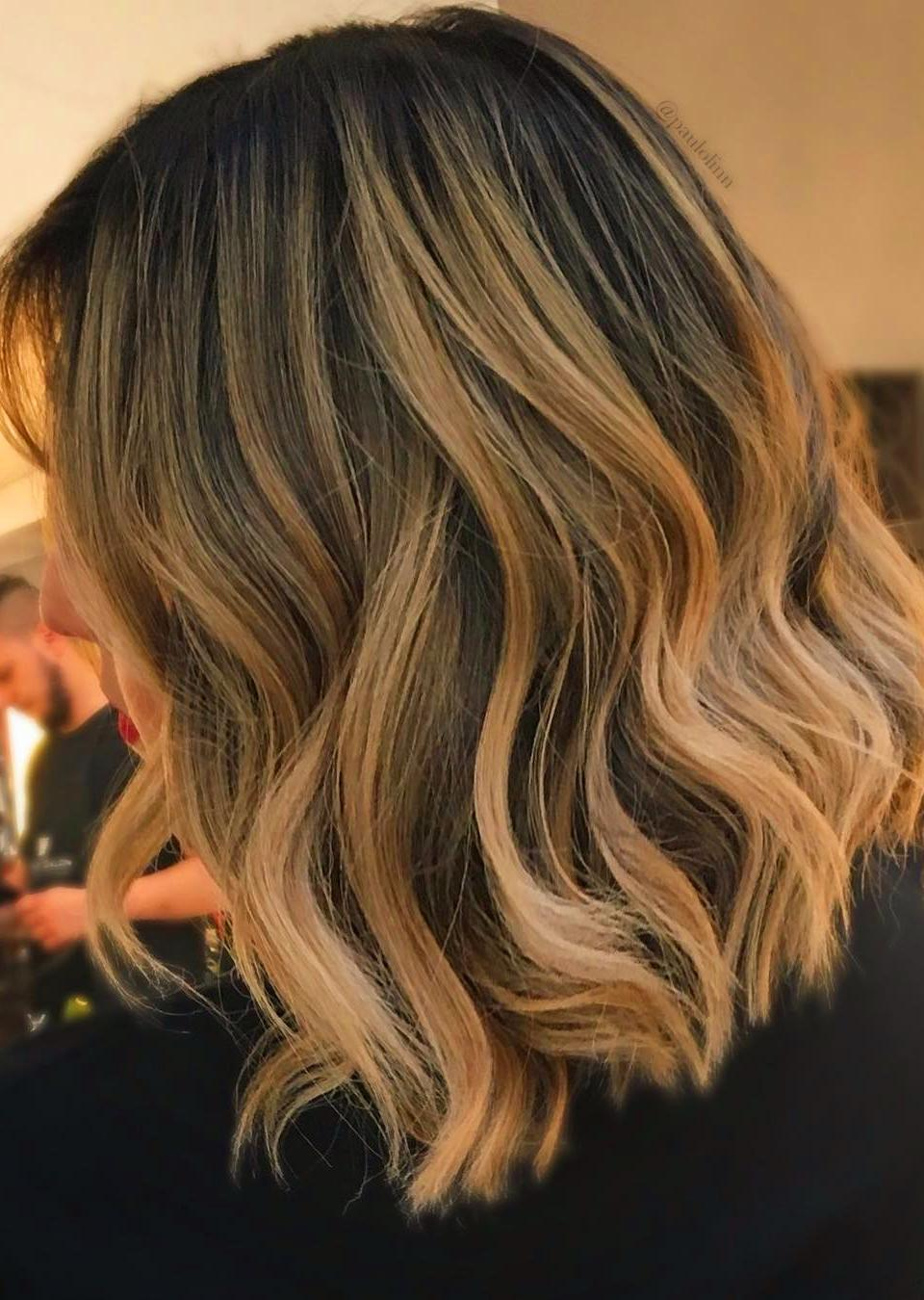 55 Hottest Hair Color Trends Only For You