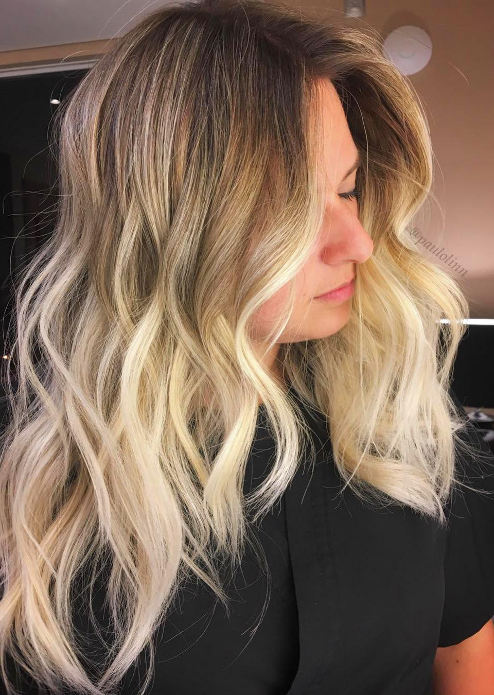 36 Best Brown Hair With Blonde Highlights Ideas