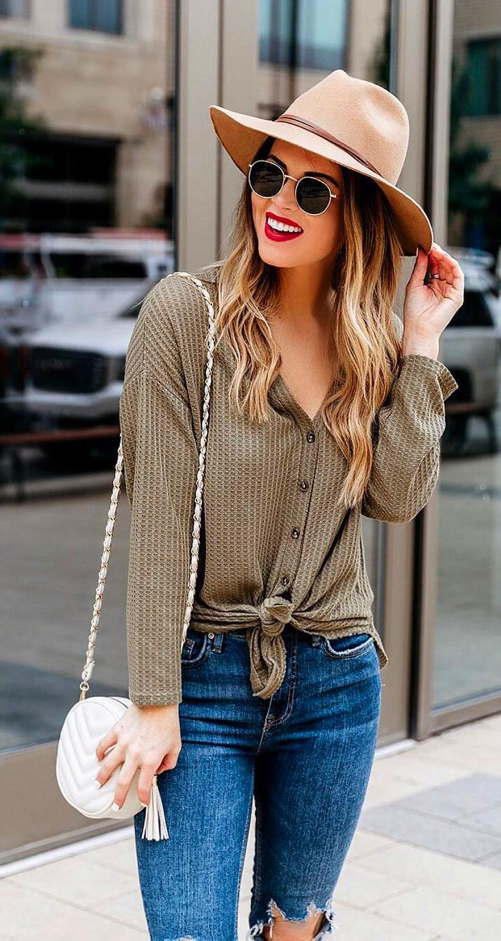 56 Gorgeous Fall Outfits To Copy Now