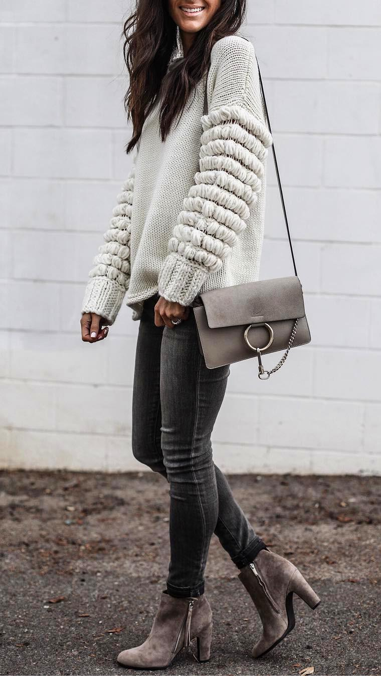 52 Fresh New Winter Outfit Ideas You'll Love