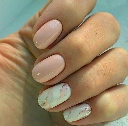 55 Wedding Nail Designs for Your