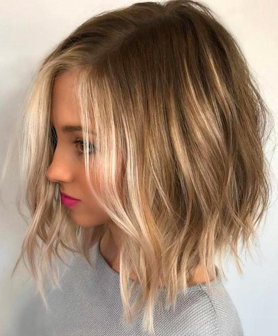 45 Short and Simple Hairstyles To Try 2019