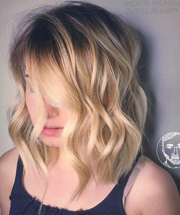 40 Best Medium Hairstyles and Shoulder Length Haircuts of 2018