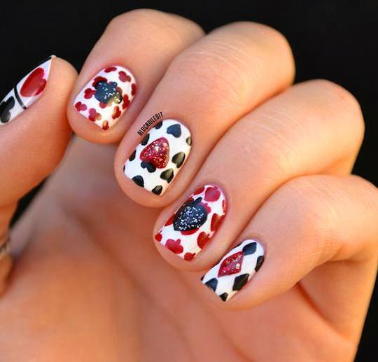 40+ Nail Art Designs for Short Nails