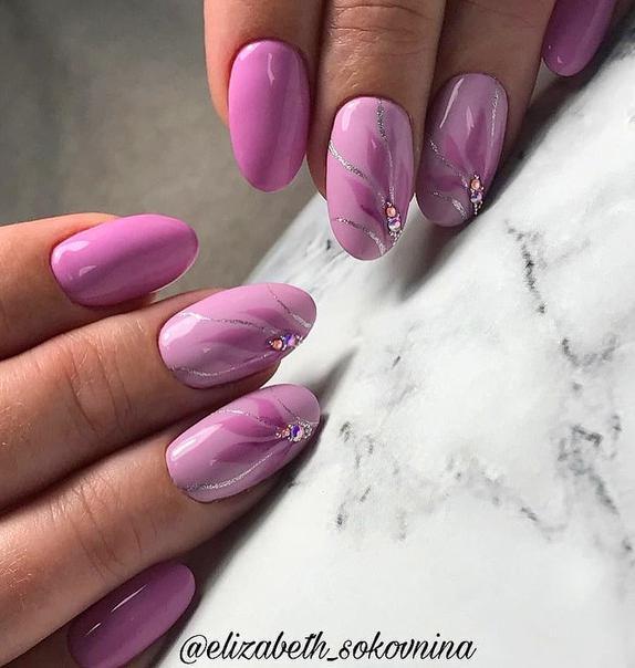 50 Winter Nail Art Designs  2019