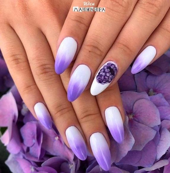 50 Winter Nail Art Designs  2019