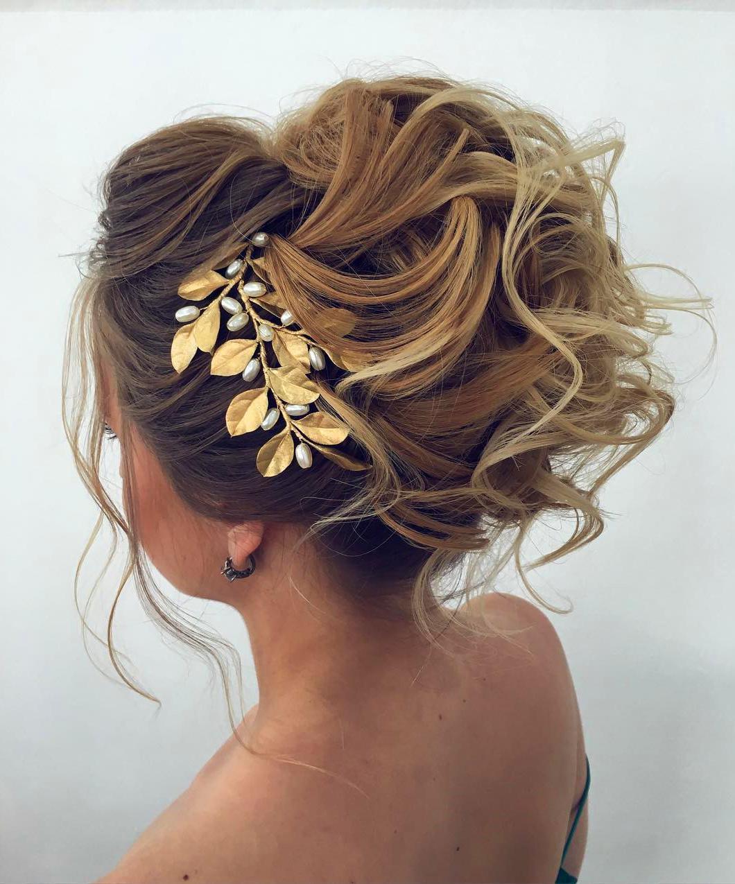 Wedding Hairstyles For Medium Length Hair #weddingforward #wedding #bride #weddinghair #summerweddinghairstyles #weddinghair #hairstyles #updo