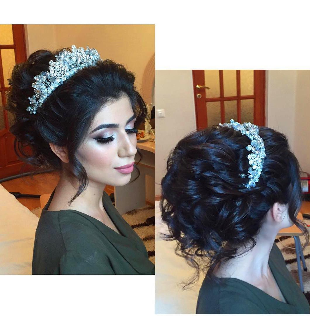 55 Captivating Wedding Hairstyles For Medium Length Hair