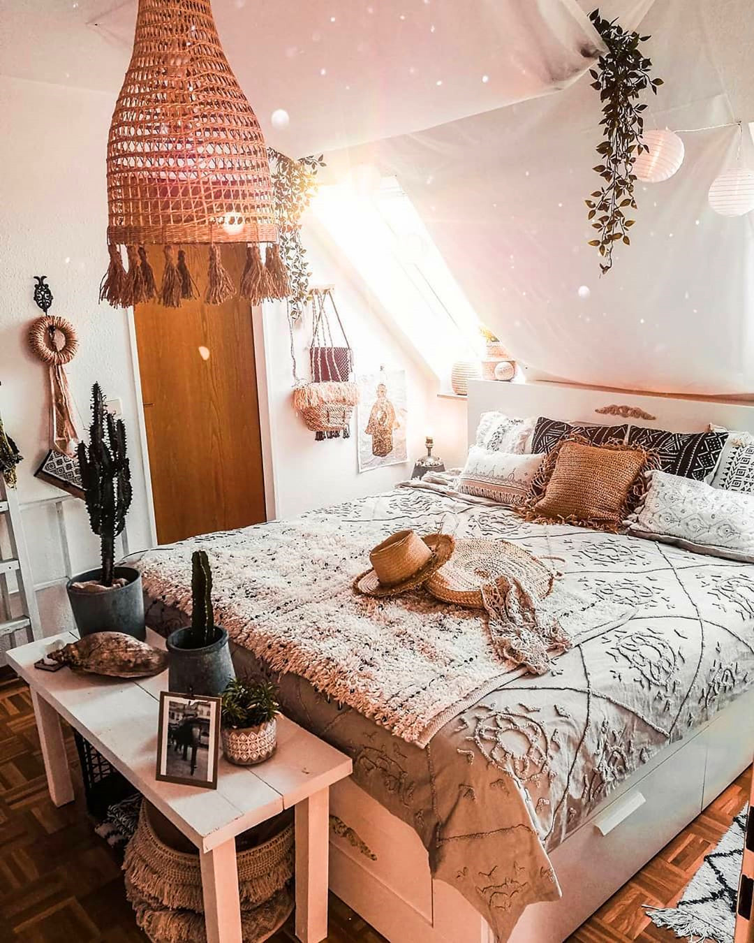 50+ Best Bedroom Decor And Design Ideas With Farmhouse Style