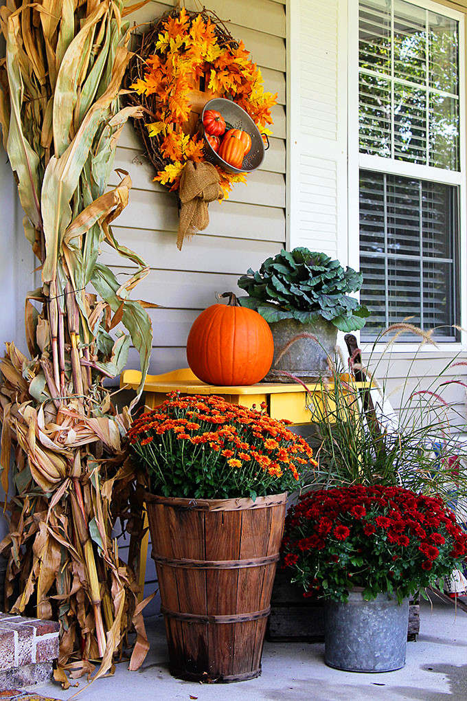 45 Fall Decorating Ideas That'll Get You Ready for the Best Time of Year