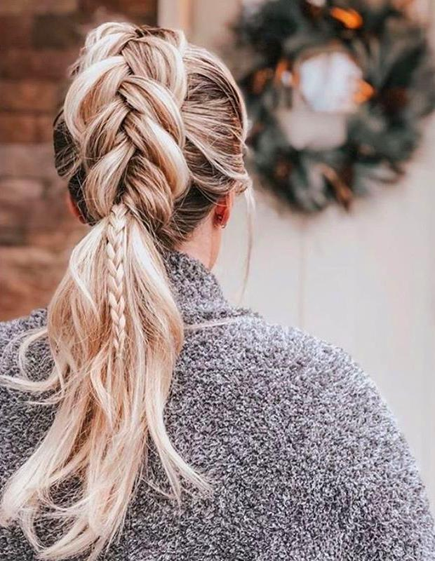 50 Perfect Ponytail Hairstyles You Should Try