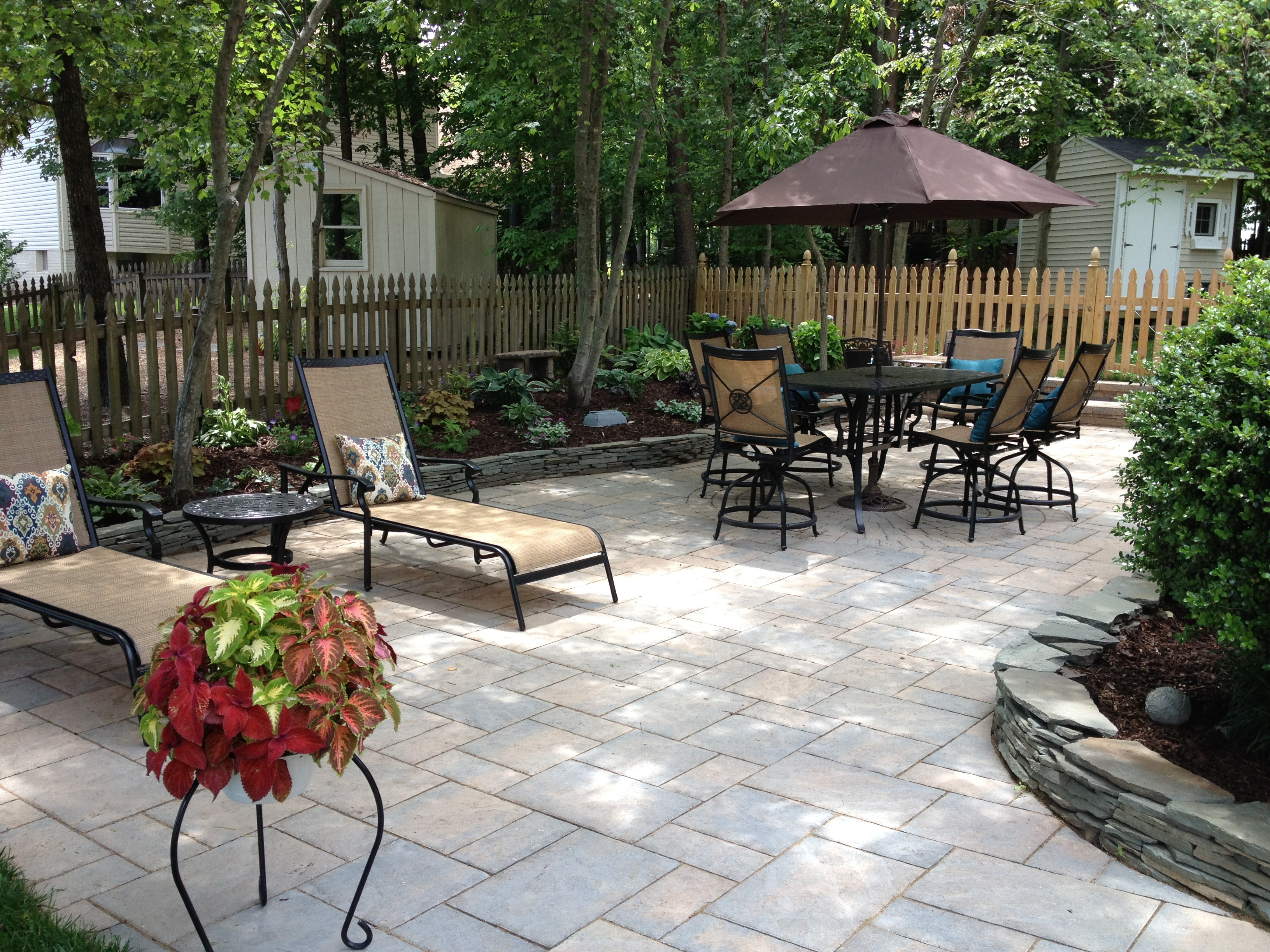45 Backyard Patio Designs Ideas That Inspire You