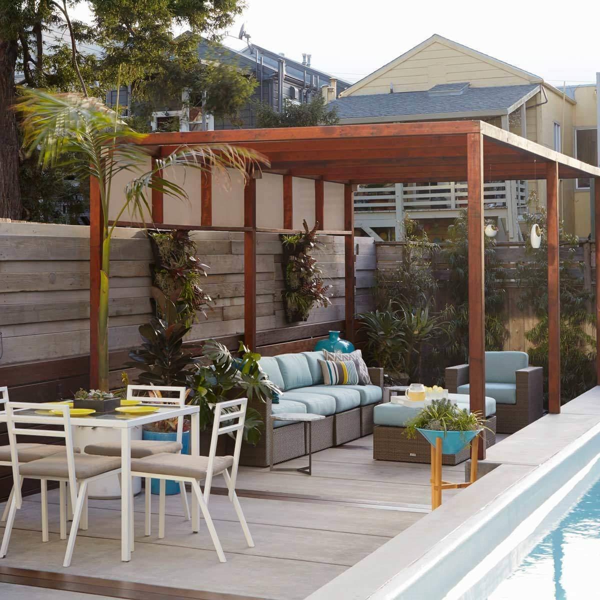 45 Backyard Patio Designs Ideas That Inspire You #Backyard