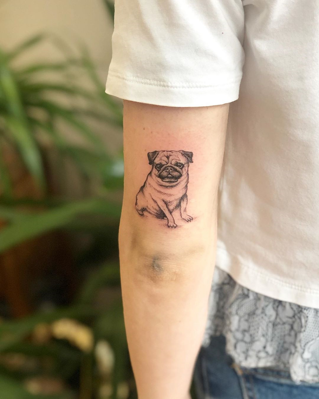26 Cute Dog Tattoos Ideas For Dog Lovers