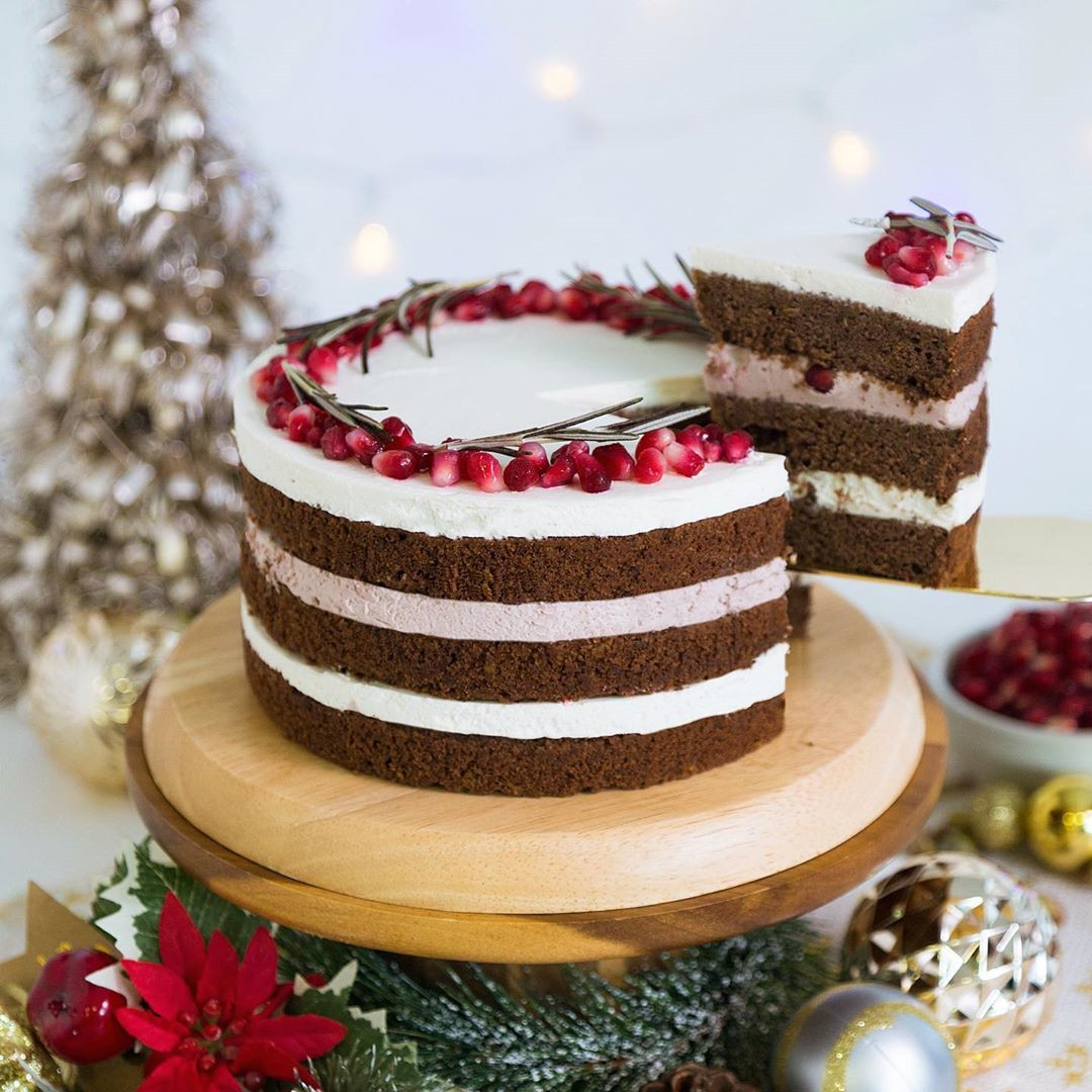 52 Best Christmas Cake Recipes That Too Beautiful