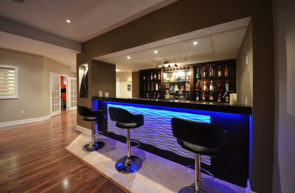 50 Insanely Cool Basement Bar Ideas for Your Home