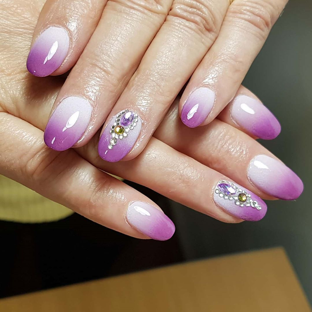 58 Gorgeous Purple Nail Ideas and Designs To Inspire You
