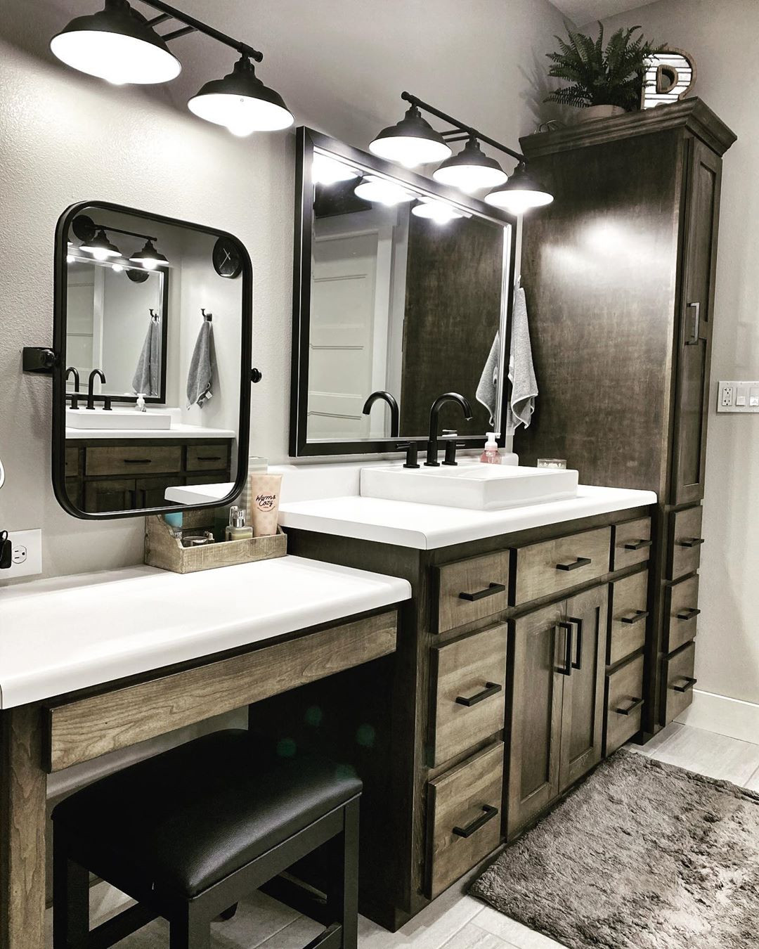 52 Rustic Bathrooms That Will Inspire Your Next Makeover,modern rustic bathroom ideas,rustic bathroom ideas photo gallery,small rustic bathroom ideas on a budget