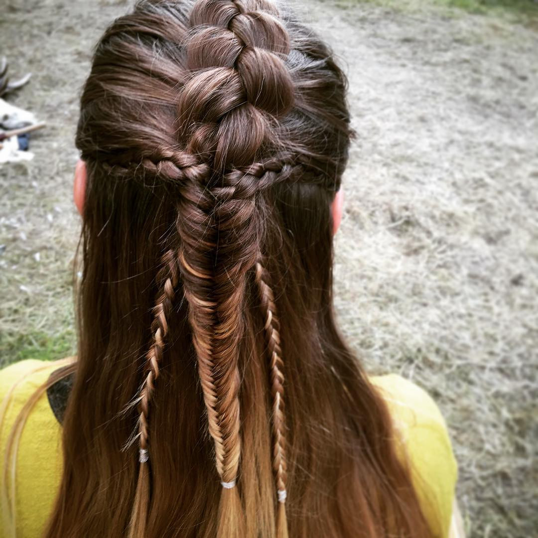 68 Medieval Hairstyles You Need To Try Right Now