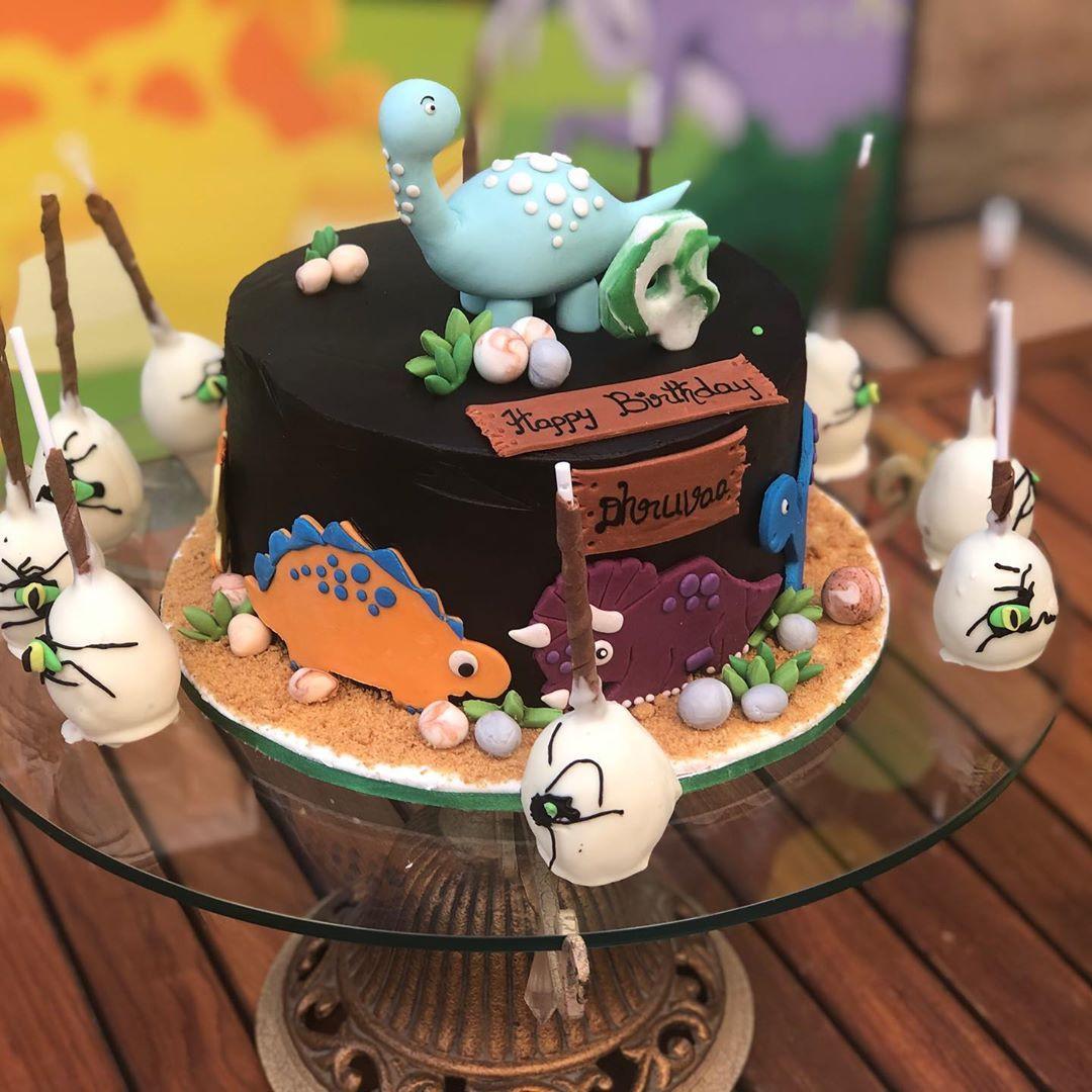 48 of The Best Easy Dinosaur Cakes Kids Will Love