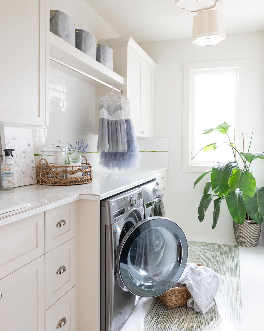 50 Clever Laundry Room Ideas That Are Practical and Space,very small laundry room ideas,laundry room ideas pinterest,laundry room ideas ikea
