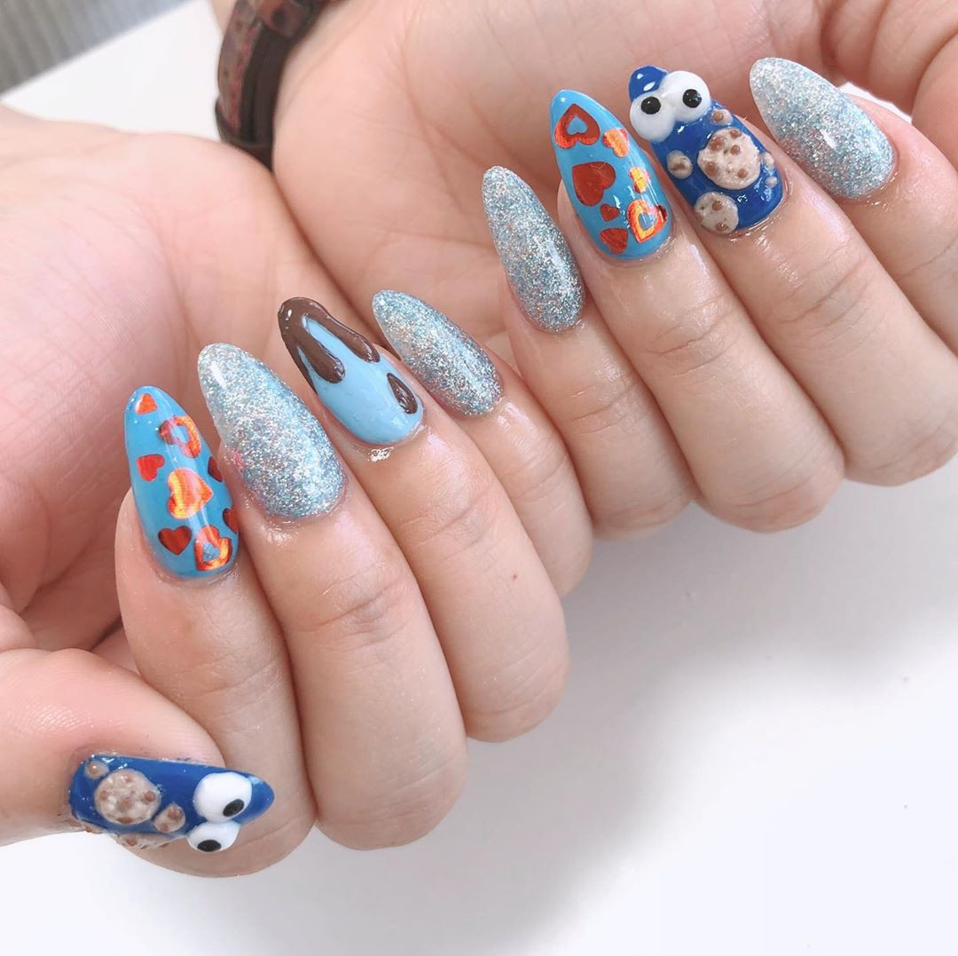 45 Best Summer Nail Colors for 2020,best summer nail colors 2020,#summernail #nails